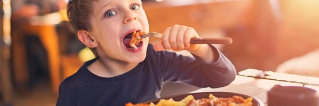 10 consejos para salir a comer con niños