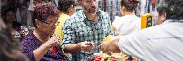 Pablo Ranea, el chef mendocino que recorre el mundo