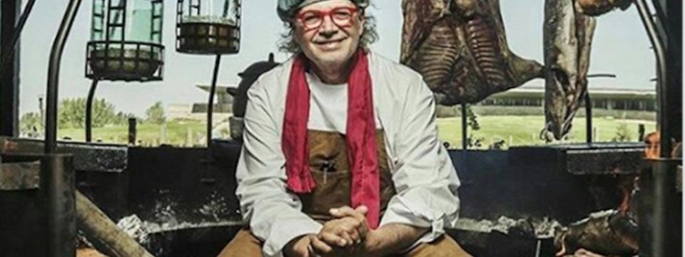 Mallmann abrió su primer restaurante en Chile