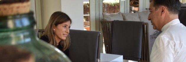 Entrevista al chef Joan Roca