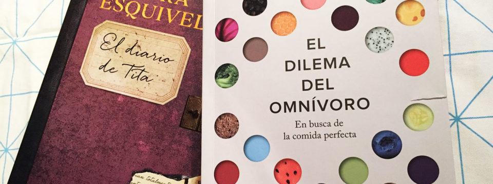 Libros gastronómicos: dos recomendados